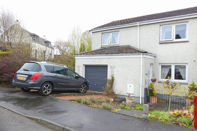 4 bed semi-detached house for sale in Birch Lane, Glenfarg PH2