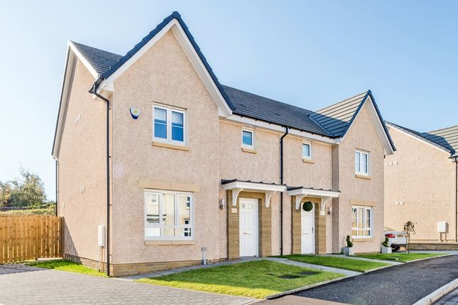 """3 bed semi-detached house for sale in """"Craigend"""" at Glasgow Road, Kilmarnock KA3"""