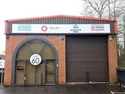 Thumbnail Office to let in Brook House, 60 Sugarbrook Road, Aston Fields Industrial Estate, Bromsgrove, Worcestershire