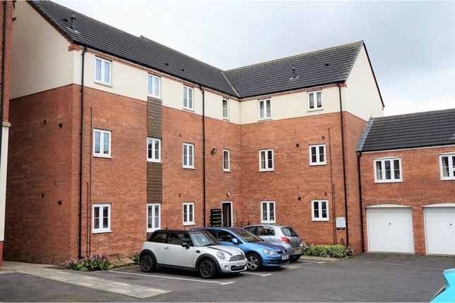 Thumbnail Flat for sale in Burtree Drive, Stoke-On-Trent