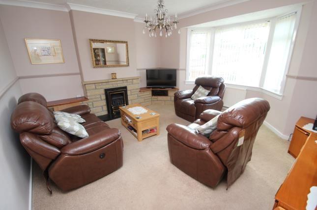 Lounge of Glendale Drive, Bishopbriggs, East Dunbartonshire, Glasgow G64