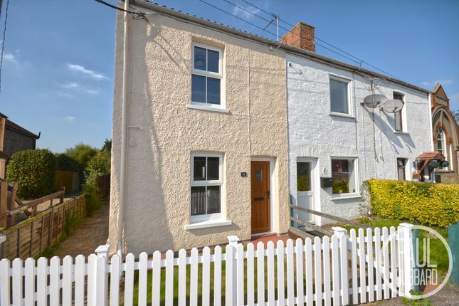 Thumbnail End terrace house to rent in Marsh Road, Oulton Broad South, Suffolk