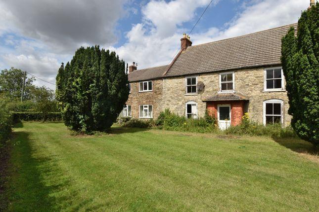 Thumbnail Farmhouse for sale in Farm House, Lot 1 Fillingham, Gainsborough