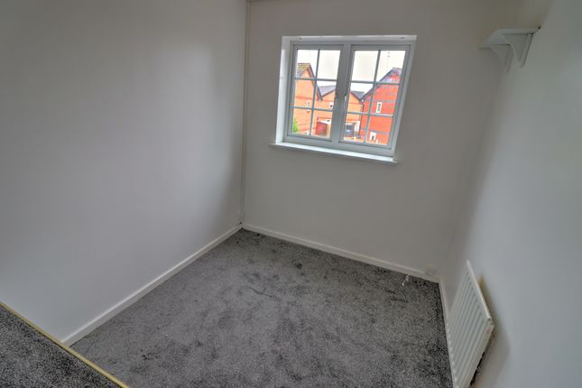 Bedroom Three of Kintyre Drive, Sinfin, Derby DE24