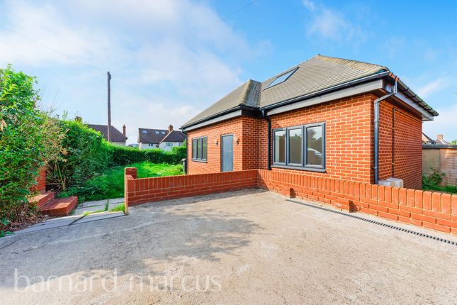 2 bed detached bungalow for sale in The Crescent, New Malden KT3