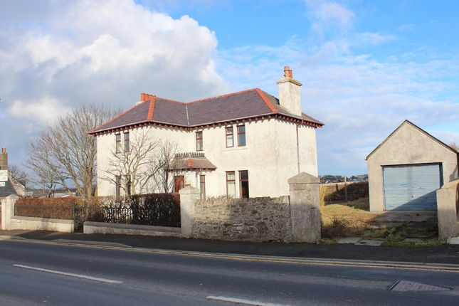 Thumbnail Town house for sale in Bignold Park Road, Kirkwall, Orkney
