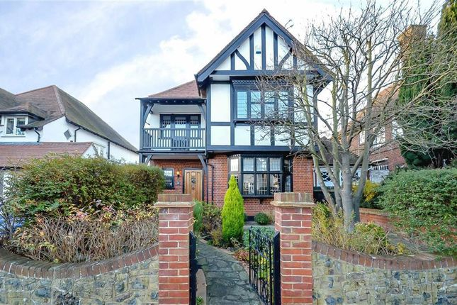 Thumbnail Detached house to rent in Hall Park Avenue, Westcliff-On-Sea, Essex