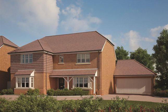 "Thumbnail Detached house for sale in ""The Dauphin"" at Farnham Road, Odiham, Hook"
