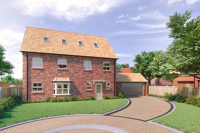 Thumbnail Detached house for sale in Plot 5, Lakeside, Ealand
