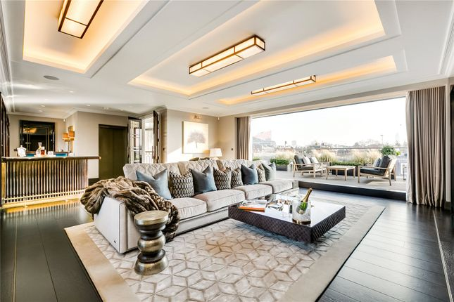 Thumbnail Flat for sale in Eaton Place, Belgravia, London