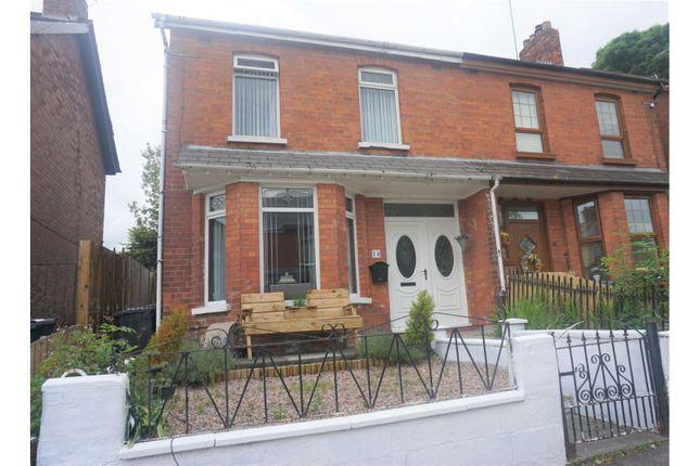 3 bed semi-detached house for sale in Springdale Gardens, Belfast BT13