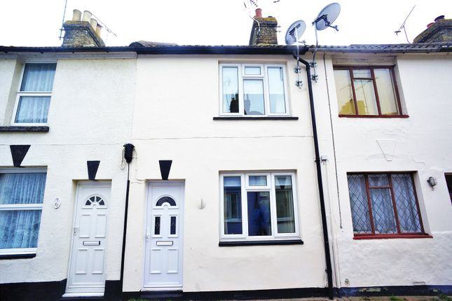Thumbnail Terraced house to rent in Castle Street, Wouldham, Rochester