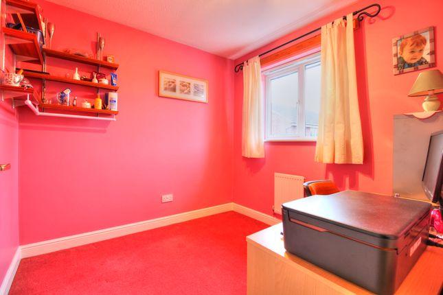 Bedroom Three of Evergreen Close, Chorley PR7