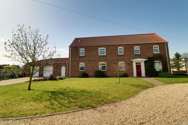 Thumbnail Detached house for sale in Silver Street, Barrow-Upon-Humber