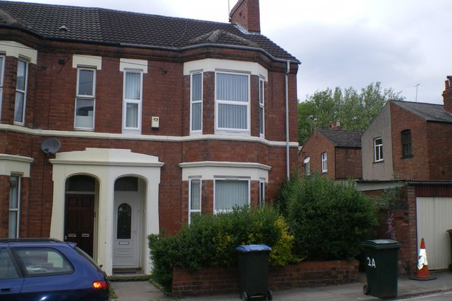 Thumbnail End terrace house to rent in Northumberland Road, Coundon, Coventry