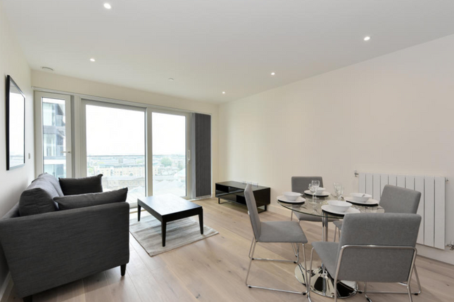 Thumbnail Flat for sale in Norton House, Royal Arsenal, Woolwich