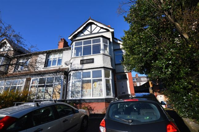 Thumbnail Flat to rent in Queens Drive, Mossley Hill, Liverpool