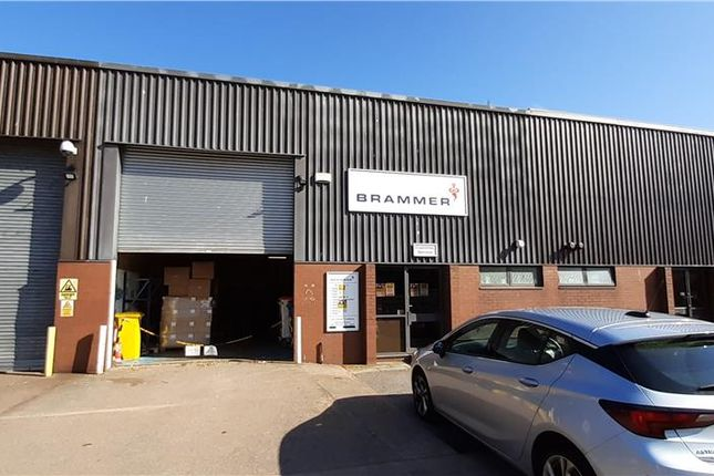 Thumbnail Industrial to let in Unit 4, Sowton Centre, Eagle Way, Sowton Industrial Estate, Exeter, Devon