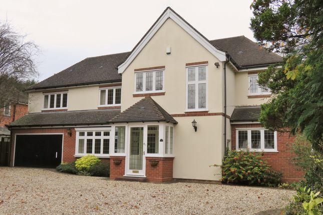 Thumbnail Detached house to rent in Croftdown Road, Harborne, Birmingham