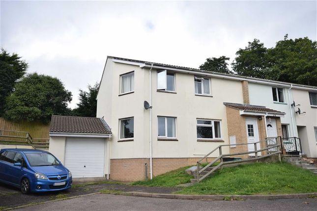 Thumbnail Semi-detached house for sale in Roscoff Close, Torrington