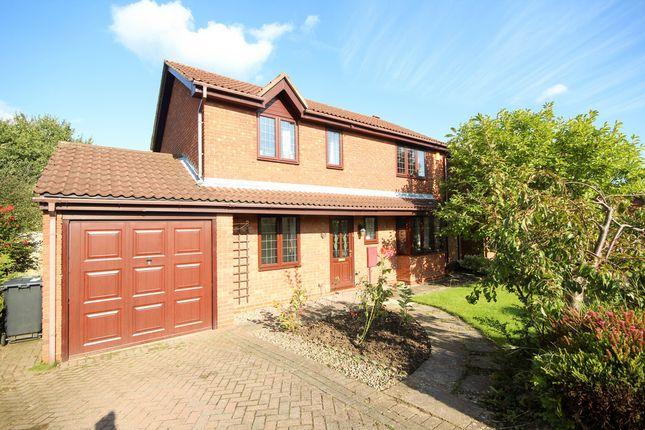 Thumbnail Detached house for sale in Springdale Court, Mickleover, Derby