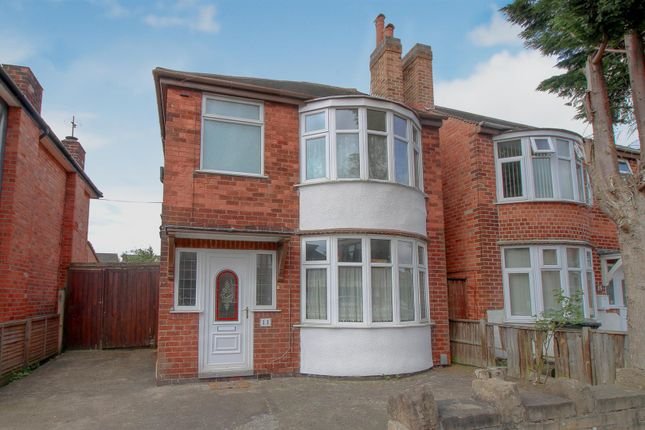 3 bed detached house for sale in Warwick Avenue, Beeston, Nottingham