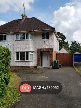 3 bed semi-detached house to rent in Brooklyn Road, Cheltenham GL51
