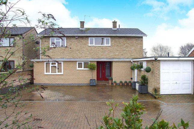 Thumbnail Detached house for sale in Bernham Road, Hellesdon, Norwich