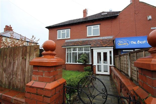 Thumbnail Property to rent in Cross Street, Lytham St. Annes