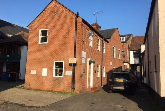Thumbnail Office for sale in 84B, Easton Street, High Wycombe, Buckinghamshire