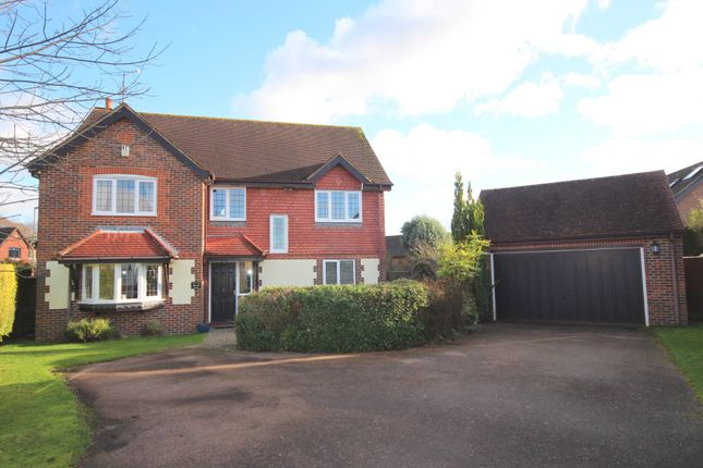 Thumbnail Detached house for sale in Nymans Close, Horsham