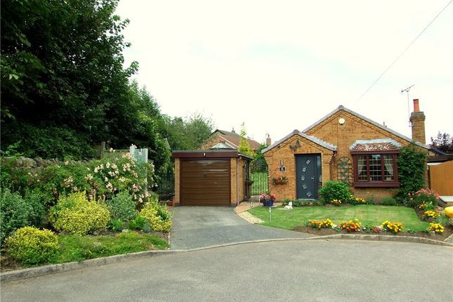 Thumbnail Detached bungalow for sale in Boundary Gardens, Tibshelf, Alfreton