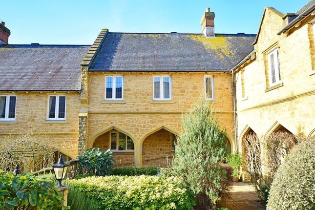 Thumbnail Town house for sale in The Old School Place, Sherborne