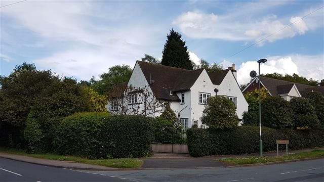 Thumbnail Detached house for sale in Featherston Road, Streetly, Sutton Coldfield
