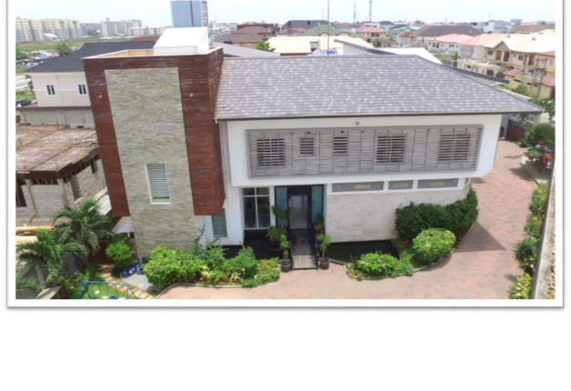 Thumbnail Detached house for sale in Lekki Phase 1, Lagos, Nigeria