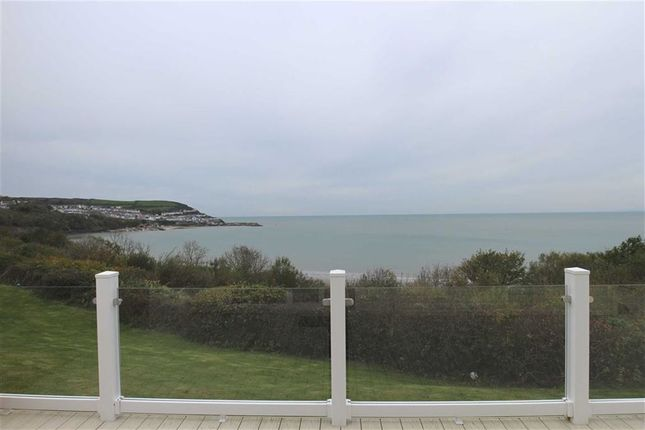 Thumbnail Detached bungalow for sale in Harbour View, New Quay, Ceredigion