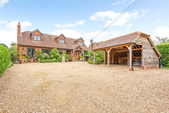 Thumbnail Detached house for sale in Mill Lane, Crondall, Farnham, Hampshire