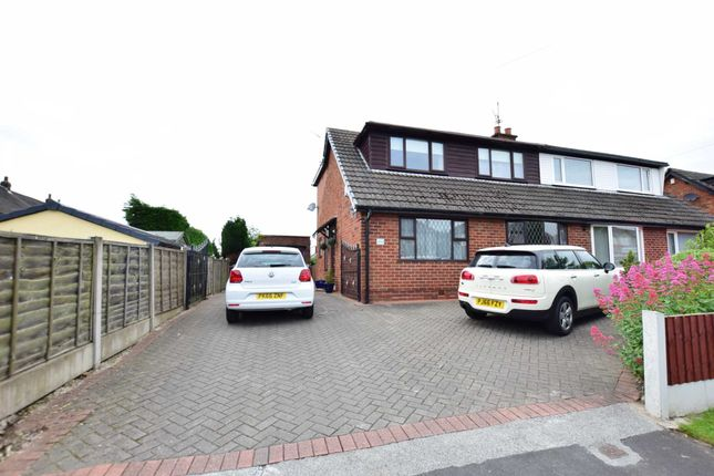 Thumbnail Semi-detached house for sale in Bryning Lane, Newton, Preston