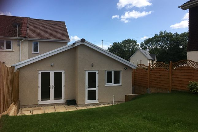 Thumbnail End terrace house for sale in Ladyhill, Usk