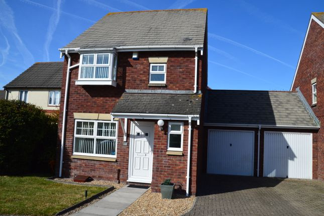 Thumbnail Link-detached house for sale in Bransby Way, Weston-Super-Mare