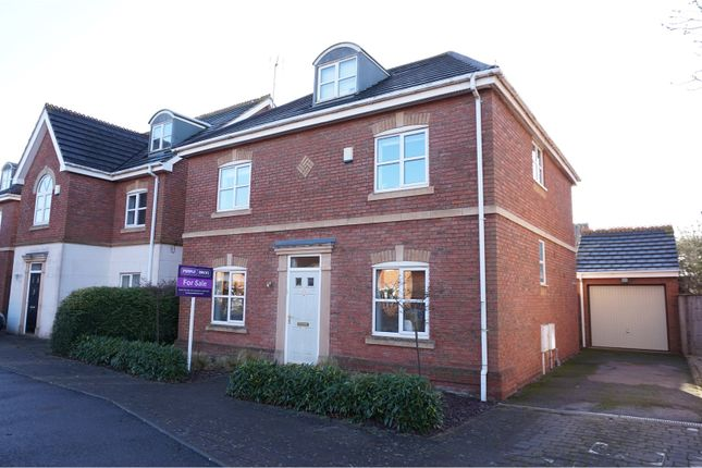 Thumbnail Detached house for sale in Juliet Drive, Warwick
