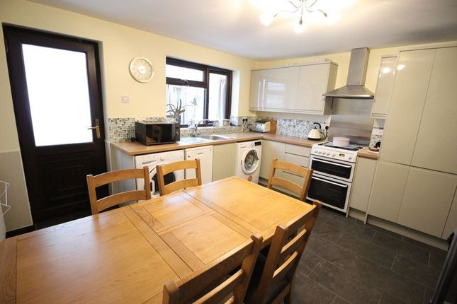 Thumbnail Semi-detached house for sale in Mill Street, Leek, Staffordshire
