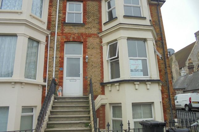 Thumbnail Maisonette to rent in Seaside, Eastbourne