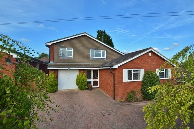 Thumbnail Detached house for sale in Southfield Drive, Hazlemere, High Wycombe