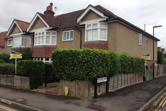 Thumbnail Flat to rent in Ripstone Gardens, Southampton