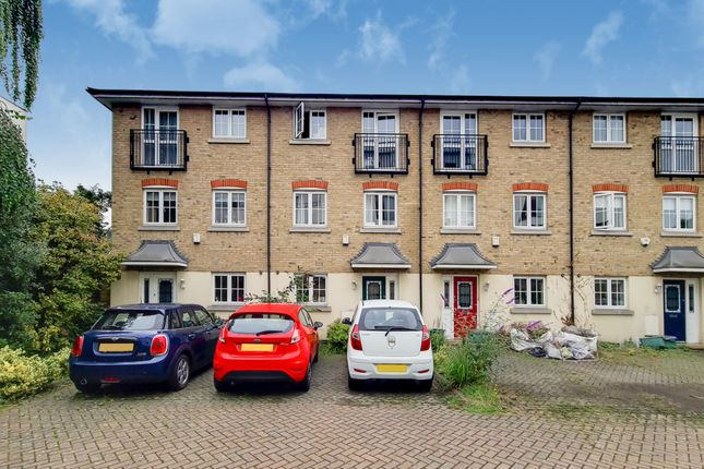 Thumbnail Town house to rent in Old Forge Road, London