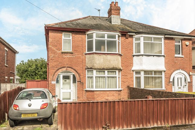 Semi-detached house for sale in King Georges Avenue, Southampton, Hampshire