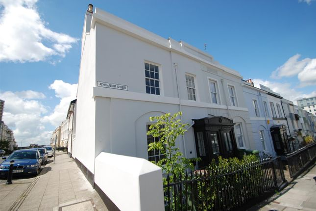 Thumbnail End terrace house for sale in Athenaeum Street, Plymouth
