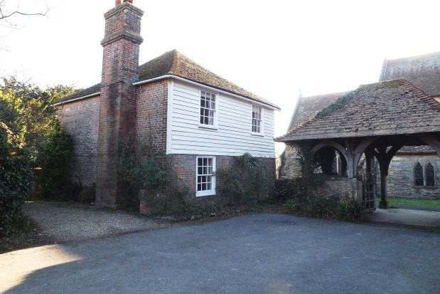 Thumbnail Cottage to rent in Church Street, Old Heathfield, Heathfield