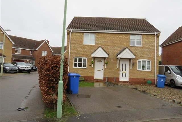 2 bed property to rent in Anchor Way, Carlton Colville, Lowestoft